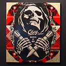 Shepard Fairey - Masters of War -  HPM