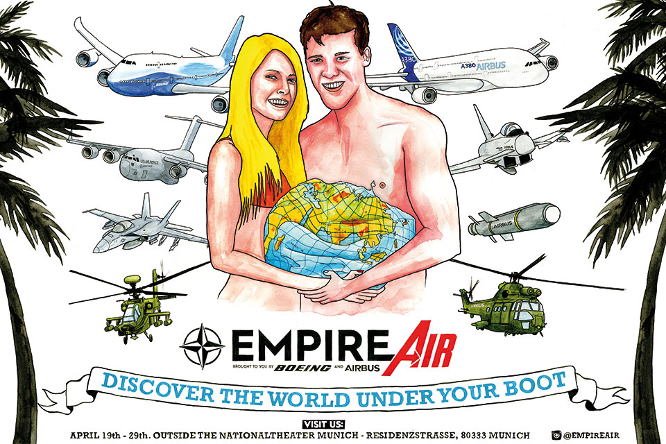 APRIL 2018<br> · <br>EMPIRE AIR